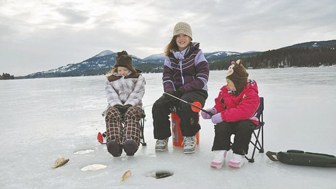 Once you understand and believe in the safety measures necessary, ice fishing can be a fun winter pastime.