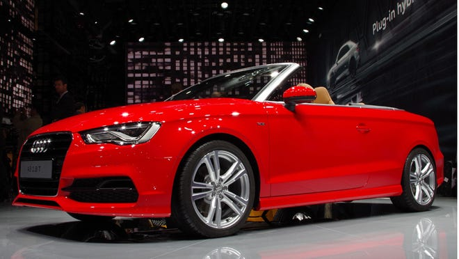 The 2015 Audi A3 Cabriolet is coming to America, and it looks awesome inside and out.