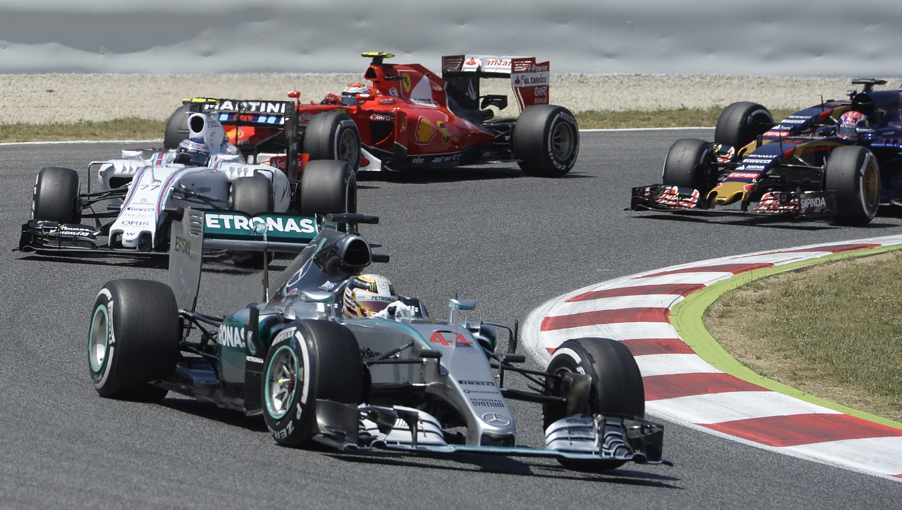 Refueling to return, faster laps to make F1 more attractive