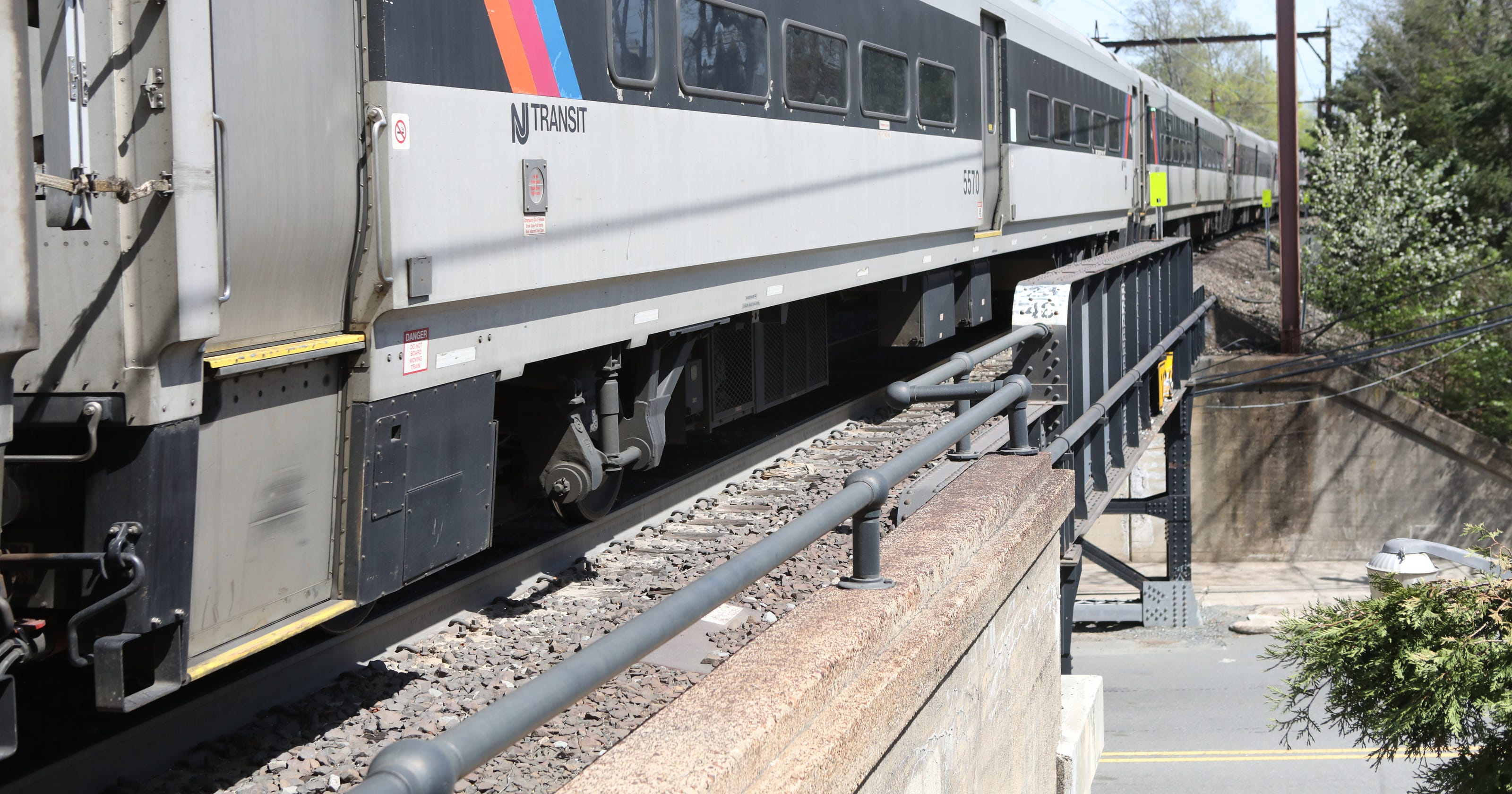 NJ Transit to cancel some trains to catch up on positive