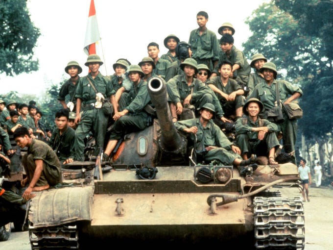 A look back at the fall of Saigon