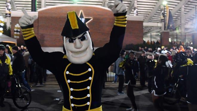 Nevada will get $900,000 to play at Vanderbilt during the 2018 season.