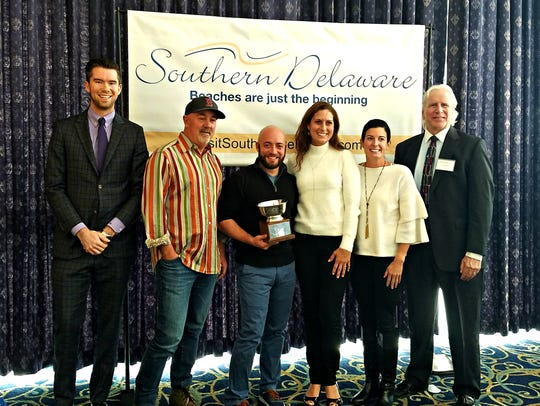 Winter WonderFEST wins Southern Delaware Tourism's
