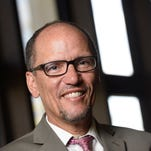 Labor Sec. Thomas Perez on the 'high-wire act' for many Americans in a 'gig' economy