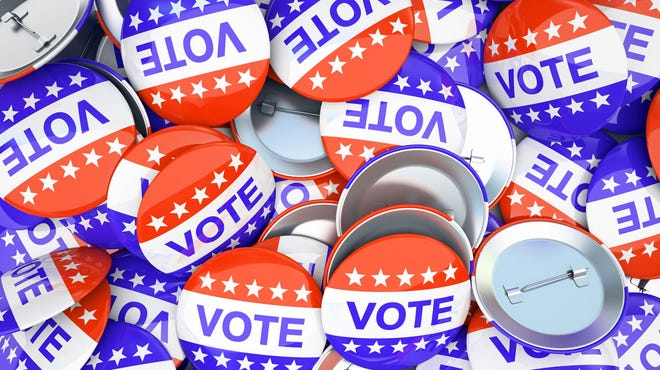 Iowa's primary election is Tuesday.