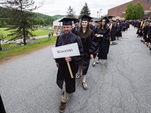 more than 500 graduate at ccv