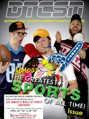 """""""The Complete World of Sports (abridged),"""" featuring (l-r) Skylar Sprague, Randall Pike and Dillon Davis."""