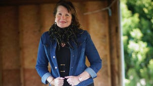 Lewes teacher feels classy in chic, professional styles