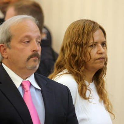 Diana Nadell, shown at a court appearance in 2014,