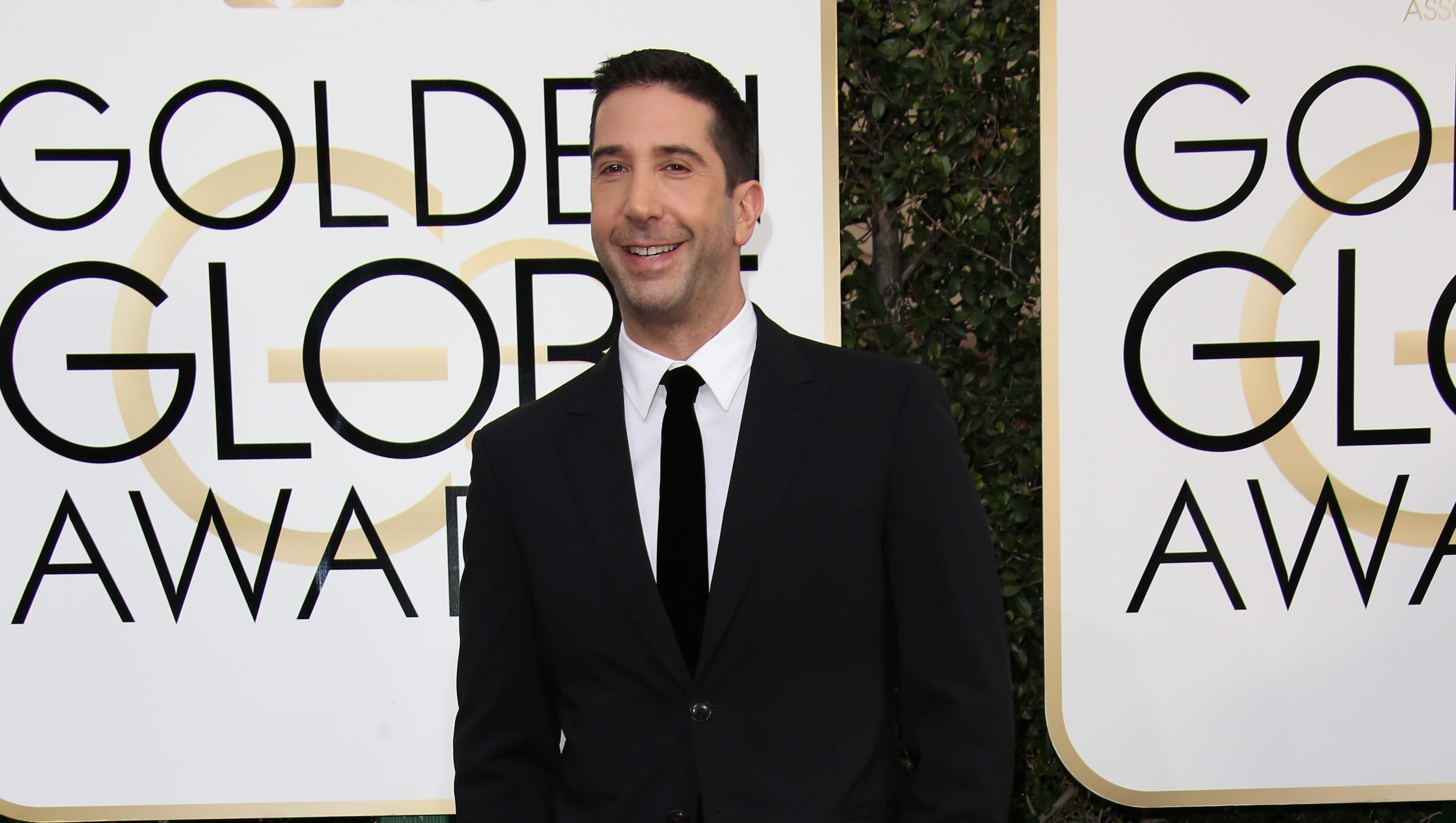 'Friends' alum David Schwimmer to play love interest on 'Will & Grace'