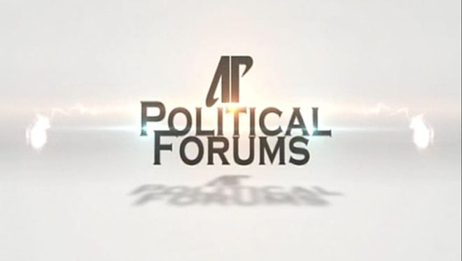 The 2014 political forums, filmed at Austin Peay State University's Mass Communication Department