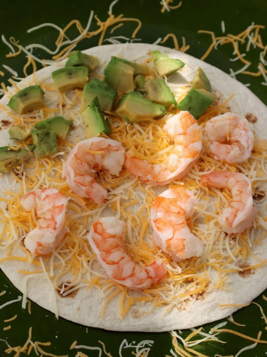 Nothing small about these shrimp dishes