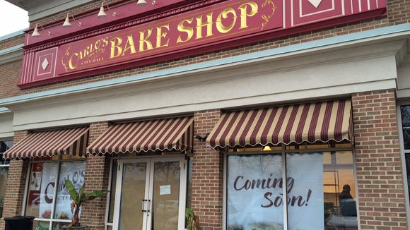 Get ready, here comes the Cake Boss.