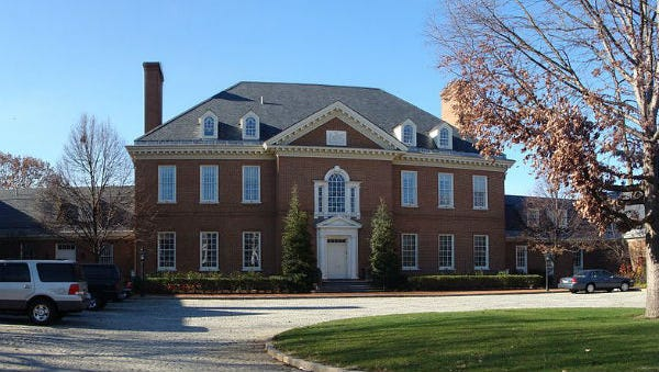 Pennsylvania governor's mansion on N. Front Street in Harrisburg. (Submitted)