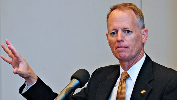 Southern Miss Athletic Director Bill McGillis has said he planned to have a new football coach hired by the end of the week.