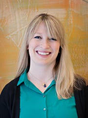 Kirstin Cornnell is the Director of Operations at the Delaware Center for Justice