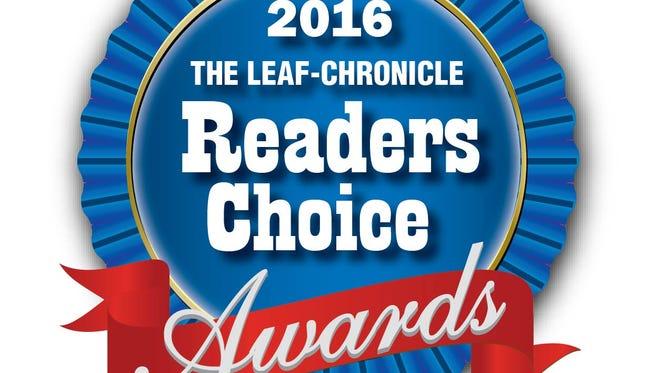 2016 The Leaf-Chronicle Readers Choice Awards