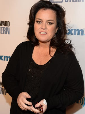 """Rosie O'Donnell attends """"Howard Stern's Birthday Bash"""" presented by SiriusXM, produced by Howard Stern Productions at Hammerstein Ballroom on January 31, 2014 in New York City."""