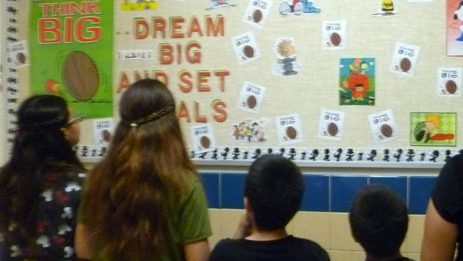 Bataan Elementary School will host its Open House for parents from 4 to 6 p.m. on Monday, Aug. 13. Deming Public Schools officials began the 2018-2019 school year on Tuesday, Aug. 14.