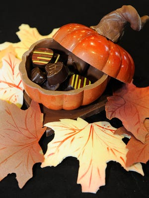 Chocolate in many varieties and shapes will be featured at the Chocolate Festival sponsored by Pawling Rotary Club Nov. 15.