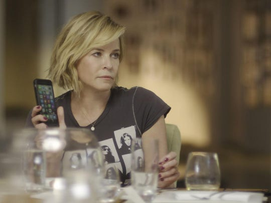 """Chelsea Handler hosts """"Chelsea Does,"""" a four-part documentary on Netflix."""