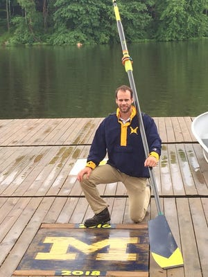 Matt Herbers, a 2011 graduate of Lakeview, has just completed four years in the sport of rowing at the University of Michigan. Herbers is now a member of the United States team which will compete in the World University Games - set for July 3-14 in Gwangju, Korea.