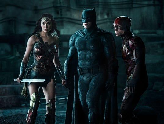 Justice trio