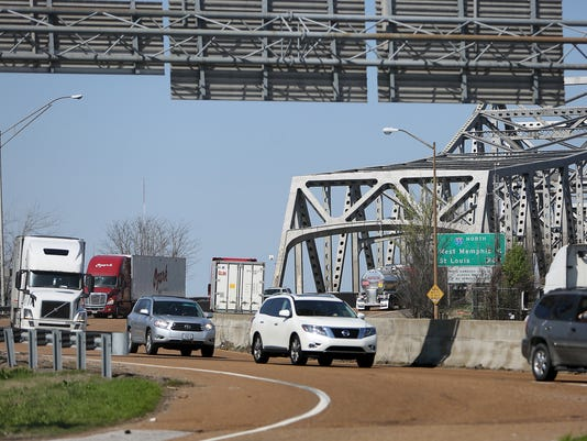TDOT places three major Memphis projects on hold
