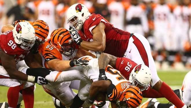 Any chance the Cardinals and Bengals meet again in Arizona next February?