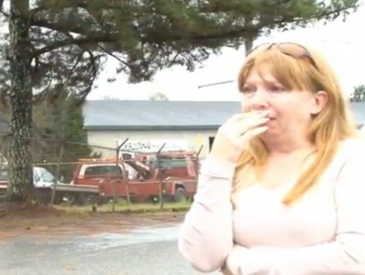 Claire Davis, WMAZ-TV, Macon, Ga