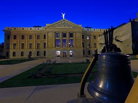 Legislature's last day at a glance