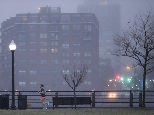 Boston Marathon Transgender Runners