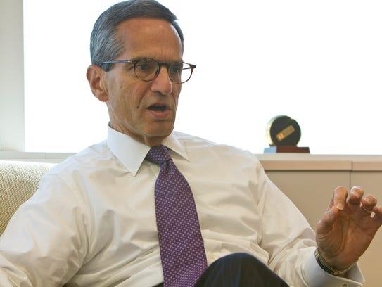 Horizon Blue Cross Blue Shield of New Jersey CEO Robert