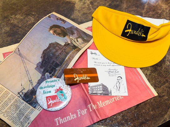 Jeanne Malley has a collection of memorabilia shown