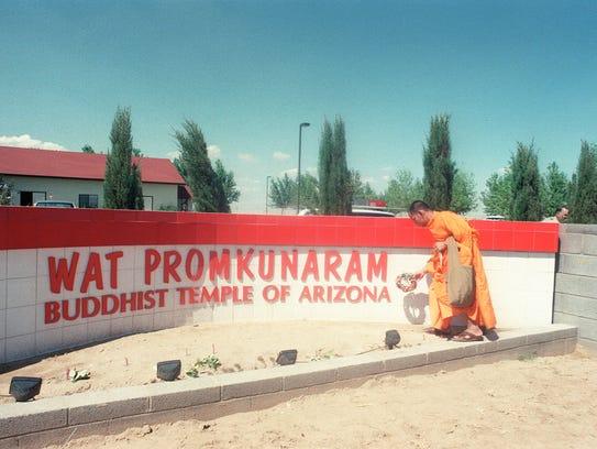 Wat Promkunaram Buddhist Temple