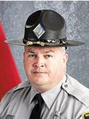 Trooper Stephen Allred