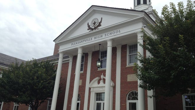 Pleasantville High School, photographed July 25, 2013.