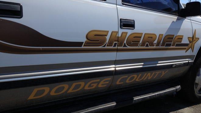 Dodge County Sheriff's squad car