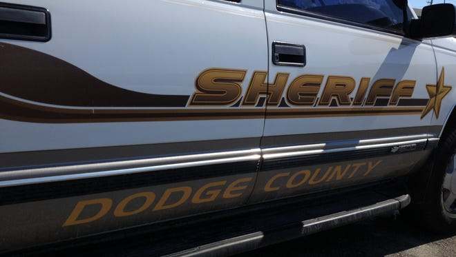Dodge County Sheriff's Office car decal