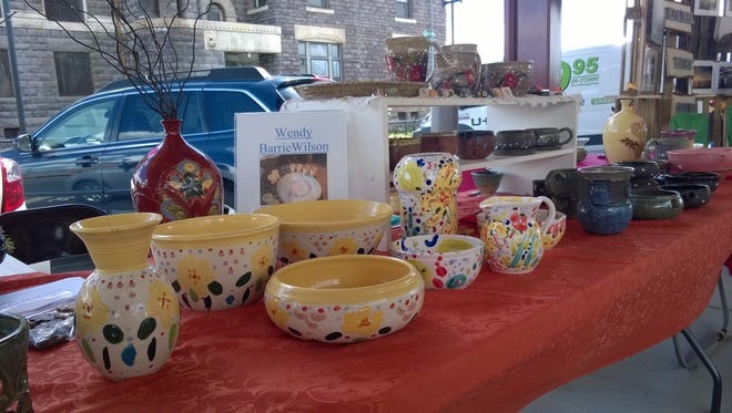 Saturday will be the final of the Canal Market District's Arts and Craft Markets.