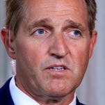 Robb: Jeff Flake's case against Donald Trump is surprisingly thin