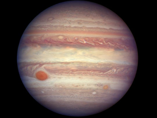 Jupiter will be so close tonight, its moons will be visible with binoculars