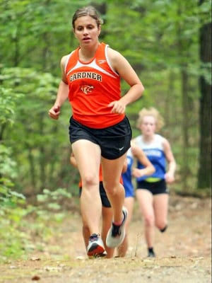 A four-year member of the Gardner High cross country team who also competed for three seasons on the Wildcats track team, Sarah Percifull was called the Wildcats' 'silent hero' by longtime head coach Ken Pelletier.