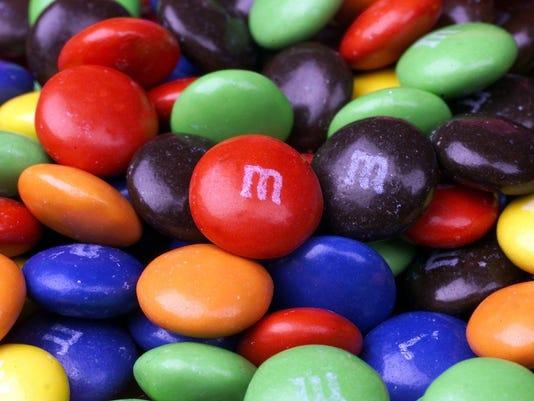 M & M 'S
