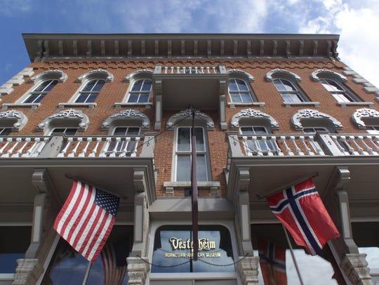 The Vesterheim Norwegian-American Museum Heritage Center