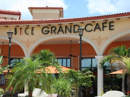 Bice Grand Café closed June 30, 2016.