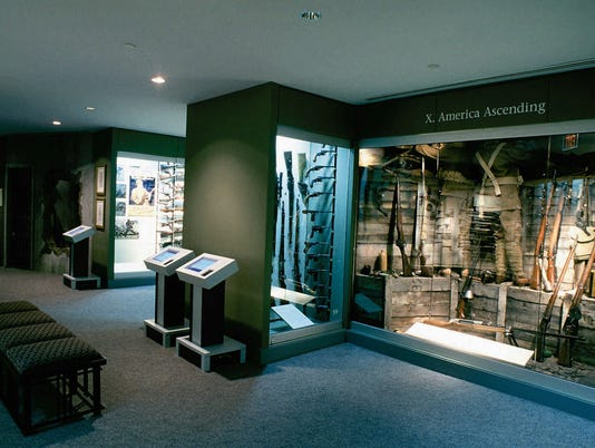 national firearms museum