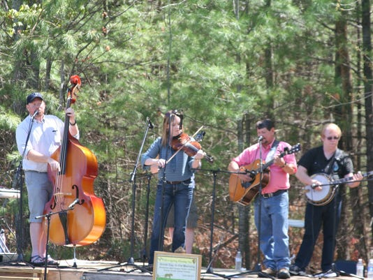 Spring Planting and Musical Festival at Big South Fork