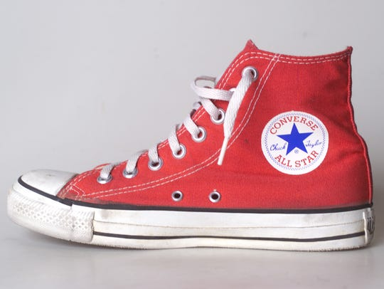 Made by Converse, Chuck Taylors were top-notch shoes