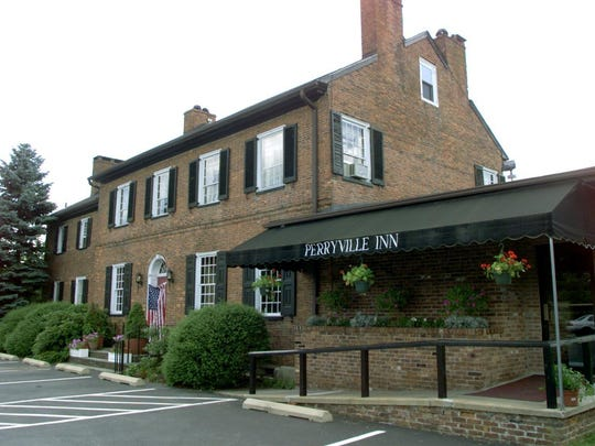 The former Perryville Inn in Hampton.